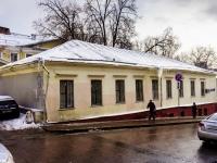 Басманный район, Большой Спасоглинищевский переулок, дом 3 с.1. офисное здание