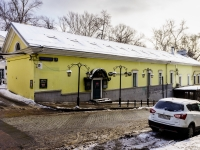 Басманный район, Большой Спасоглинищевский переулок, дом 3 с.5. кафе / бар