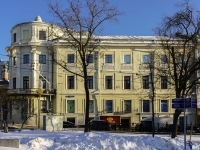 Basmanny district,  , house 2/15. multi-purpose building