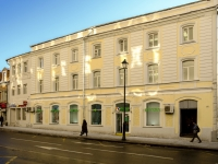 Basmanny district,  , house 15/2СТР1. multi-purpose building
