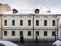 Basmanny district,  , house 17/6СТР3. office building