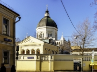 Basmanny district,  , house 2. cathedral