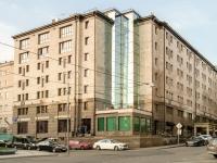 Basmanny district,  , house 13 с.1. office building