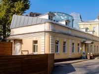 Басманный район, Петроверигский переулок, дом 4 с.3. офисное здание