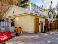 """Басманный район, Петроверигский переулок, дом 4 с.4. кафе / бар """"Полковнику никто не пишет"""""""