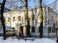 Басманный район, Потаповский переулок, дом 16/5СТР3. офисное здание