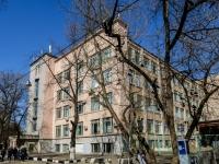 Басманный район, Потаповский переулок, дом 3 с.1. офисное здание