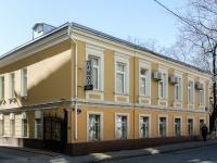 Basmanny district,  , house 4 с.1. health center