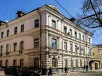 Басманный район, Потаповский переулок, дом 5 с.1. офисное здание