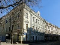 Басманный район, Потаповский переулок, дом 5 с.2. офисное здание