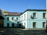 Басманный район, Потаповский переулок, дом 5 с.5. офисное здание