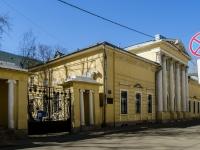 Басманный район, Потаповский переулок, дом 8. офисное здание