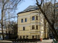 Басманный район, Потаповский переулок, дом 8/12СТР4. офисное здание