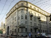 Basmanny district,  , house 1/2СТР2. Apartment house