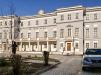 Басманный район, Армянский переулок, дом 11 с.2. общественная организация Международная ассоциация детских фондов