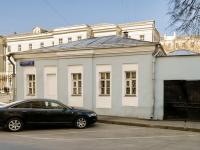 Басманный район, Армянский переулок, дом 11 с.3. офисное здание