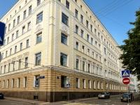 Басманный район, Архангельский переулок, дом 1 с.1. офисное здание