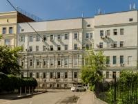 Басманный район, Архангельский переулок, дом 3 с.1. офисное здание