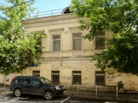 Басманный район, Архангельский переулок, дом 4 с.1. офисное здание