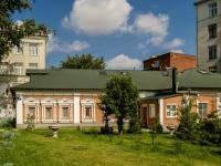 Басманный район, Архангельский переулок, дом 5. офисное здание