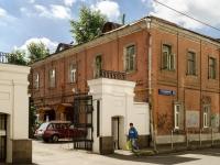 Басманный район, Архангельский переулок, дом 8/2СТР2. офисное здание