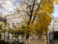 Басманный район, Архангельский переулок, дом 10 с.1. офисное здание