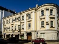 Басманный район, Кривоколенный переулок, дом 3. органы управления Главное Управление государственного финансового контроля г. Москвы