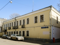Басманный район, Кривоколенный переулок, дом 4 с.3. офисное здание