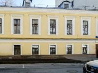 Басманный район, Кривоколенный переулок, дом 10 с.2. многоквартирный дом