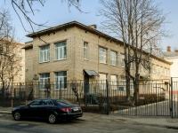 Басманный район, Малый Козловский переулок, дом 3А. офисное здание