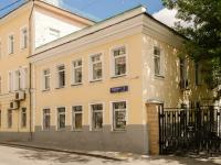 Басманный район, Девяткин переулок, дом 3 с.1. офисное здание