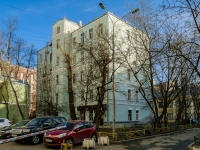 ,  , house 4 с.3. 公寓楼