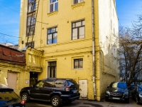 ,  , house 19/7СТР2. 公寓楼