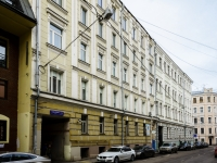 Басманный район, Жуковского ул, дом 16