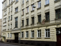 Басманный район, улица Макаренко, дом 2/21СТР2. многоквартирный дом