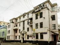 Басманный район, улица Макаренко, дом 8. многоквартирный дом