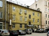 Басманный район, улица Макаренко, дом 9 с.1. многоквартирный дом