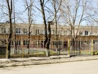 Басманный район, Малый Златоустинский переулок, дом 7 с.2. детский сад