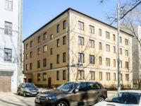 Басманный район, Малый Златоустинский переулок, дом 10 с.2. офисное здание