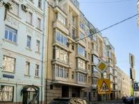 Басманный район, Фурманный переулок, дом 8 с.2. многоквартирный дом