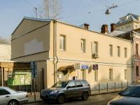 Басманный район, Фурманный переулок, дом 13 с.8. правоохранительные органы Участковый пункт полиции