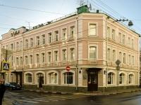 Басманный район, Фурманный переулок, дом 2/7СТР1. офисное здание