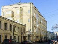 Basmanny district,  , house 5 с.1. Apartment house