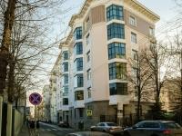 Basmanny district,  , house 6 с.1. Apartment house