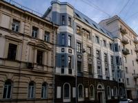 Basmanny district,  , house 10 с.2. Apartment house
