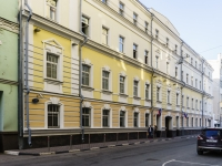 Basmanny district,  , house 13 с.1. court