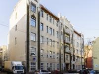 Basmanny district,  , house 17. Apartment house