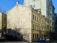 Basmanny district,  , house 18 с.1. Apartment house