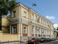 Басманный район, Сверчков переулок, дом 3/2СТР1. офисное здание