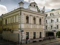 """Басманный район, Сверчков переулок, дом 8 с.1. гостиница (отель) """"Сверчков"""", мини-отель"""